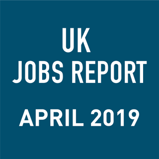 PeopleScout UK Jobs Report Analysis – April 2019