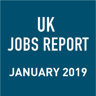 PeopleScout UK Jobs Report Analysis — January 2019