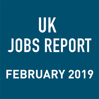 PeopleScout UK Jobs Report Analysis – February 2019