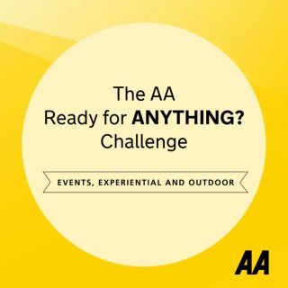 The AA – Experiential Events – Ready for ANYTHING?