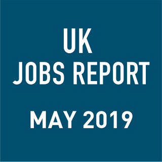 PeopleScout UK Jobs Report Analysis – May 2019