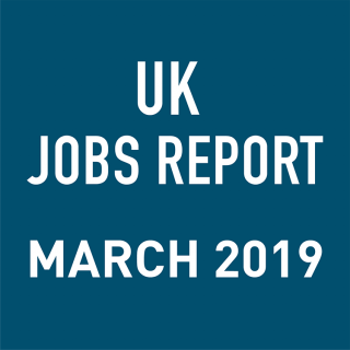 PeopleScout UK Jobs Report Analysis – March 2019