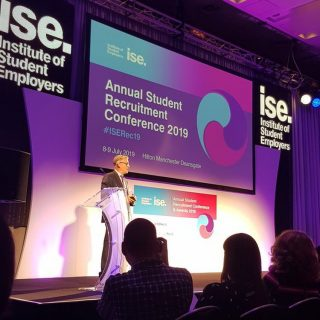 """Telling children 'hard work gets you to the top' is simply a lie"".  ISE Conf Day 1 Summary."