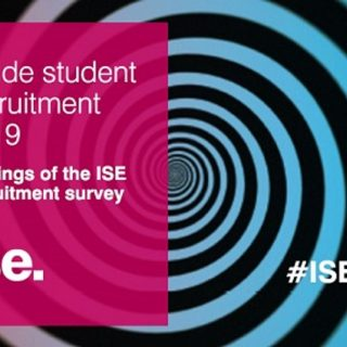 ISE Student recruitment trends 2019