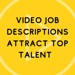 Recruiter approaching passive candidates using video....