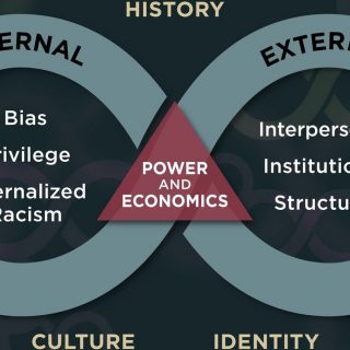Understanding interpersonal, institutional and systemic racism.