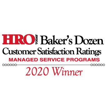 2020 HRO Today MSP Baker's Dozen